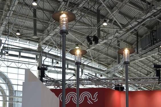 Modern Axel LED